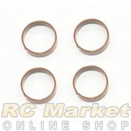 SERPENT 600101 Wheelaxle Clip (4)