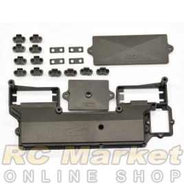 SERPENT 600138 Receiver/Battery Box/Cover