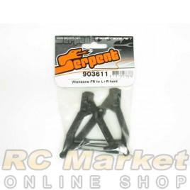 SERPENT 903611 Wishbone FR lw L+R Hard