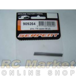SERPENT 909264 Pivot Pins Front Top Spec 98 (2)