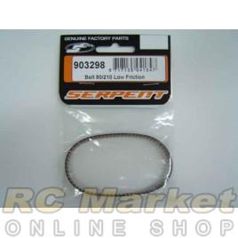 SERPENT 903298 Belt 80S3M210 Low Friction