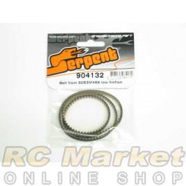 SERPENT 904132 Belt Front 50S3M468 Low Friction
