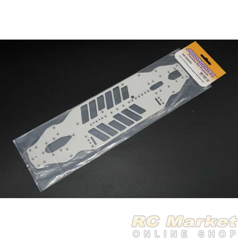 ARROWMAX 90003 Xray T4'19 Chssis Arrowspace Alu Extra Flex
