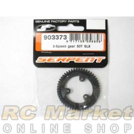 SERPENT 903373 2-Speed Gear 50T SL8