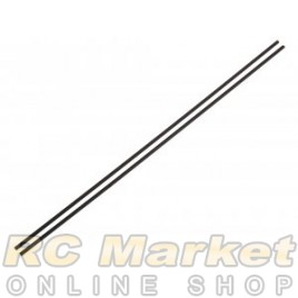 SERPENT 1606 Antenna Rods Black (2)