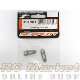 SERPENT 401401 Steering Lever Alu (2)