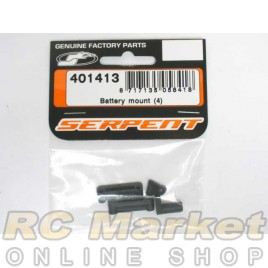 SERPENT 401413 Battery Mount (4)