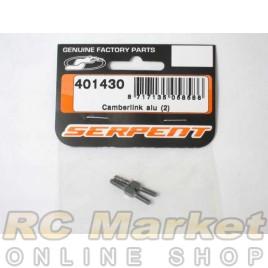 SERPENT 401430 Camberlink Alu M3x26mm (2)