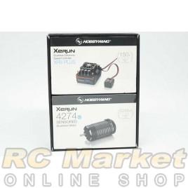 HOBBYWING 38020407 Xerun XR8 Plus 4274-A 2500kv Combo
