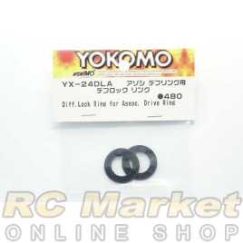 YOKOMO YX-24DLA Diff Lock Ring For Associated Diff Ring