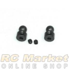 SERPENT 802339 Anti-Roll Bar Balls Rear (2)