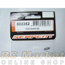 SERPENT 802352 CVD Inserts (2)