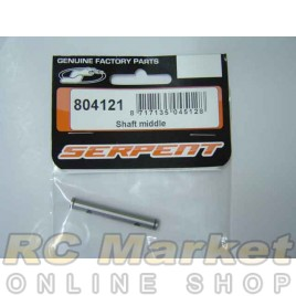 SERPENT 804121 Shaft Middle