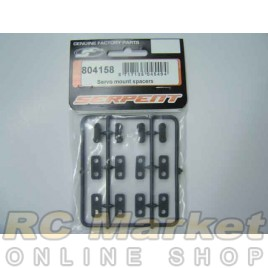 SERPENT 804158 Servo-Mounting Spacers