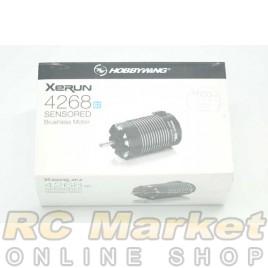 HOBBYWING Xerun 4268 Sensored Brushless Motor G2 1600KV