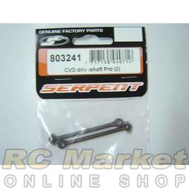 SERPENT 803241 CVD Drive Shaft (2)