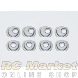 SERPENT 903523 Steeringblock Excenters 0 + 1.5 (4+4)