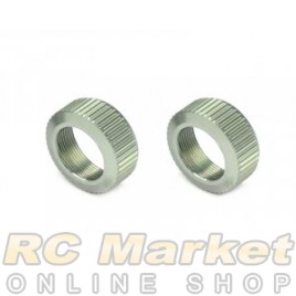 SERPENT 160141 Shock Onroad Big Bore Top Nut (2)