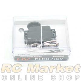 FUTABA BLS671SV Mini S.Bus2 High-Voltage Surface Servo