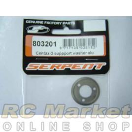 SERPENT 803201 Centax 3 Support Disk Alu SPP