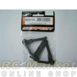 SERPENT 804110 Wishbone Front LW L+R Medium