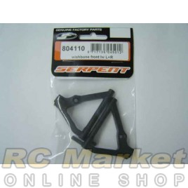 SERPENT 804110 Wishbone Front LW L+R Medium