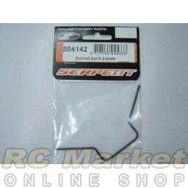 SERPENT 804142 Anti-Rollbar FR 2.2mm