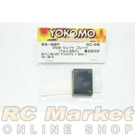 YOKOMO B9-MWP Multi Weight Plate for BD9
