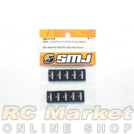 SMJ SMJ1175 Racing Weight (Black/5g/10pcs)