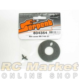 SERPENT 804354 Rim Cover RR 748 (2)