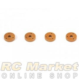 SERPENT 160150 Shock Onroad Big Bore Piston 3 Hole LF (4)