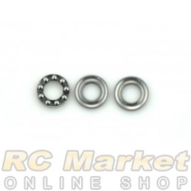 SERPENT 1377 Thrust-Bearing 5x10