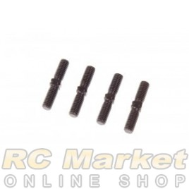 SERPENT 401058 Anti-Roll Bar Rod (4)
