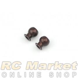 SERPENT 903273 Ball 6.8mm Steel (2)