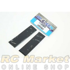 RC-COX AC-137 Battery Rubber Sheet (0.8mm thickness, 2pcs)