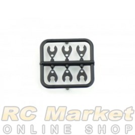 SERPENT 903567 Wheelbase Spacer RR (2+2)