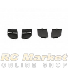 SERPENT 903664 Bumper Insert Set (2+2) Flow