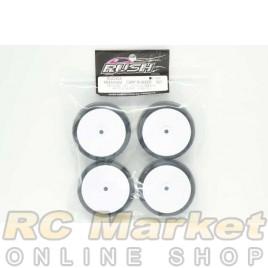 RUSH RU0353 Premium Grip Rubber Preglued Set 36S