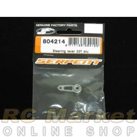 SERPENT 804214 Steering Lever 23T Alu