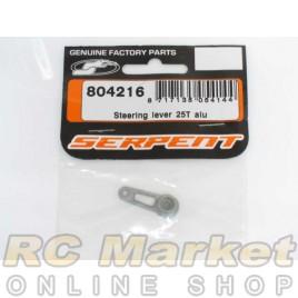 SERPENT 804216 Steering Lever 25T Alu