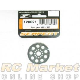 SERPENT 120021 Spur Gear 48P / 87T