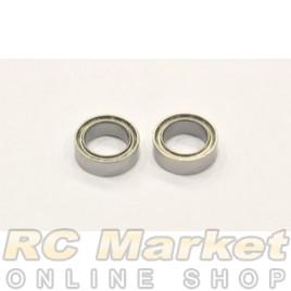SERPENT 411075 Ball Bearing 1/4x3/8x1/8 (2)