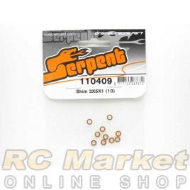 SERPENT 110409 Shim 3x5x1 (10)