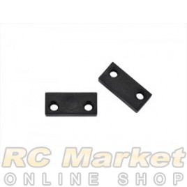 SERPENT 411389 Servo Mounting Blocks (2)
