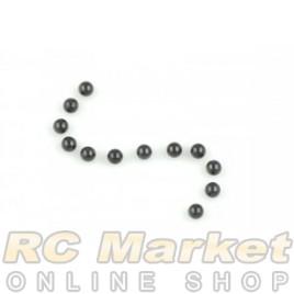 SERPENT 411107 Diff Balls. 1/8 Ceramic (12)