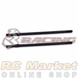 3RACING 3RAC-TR380S 3mm Turnbuckle - 80mm (2pcs)