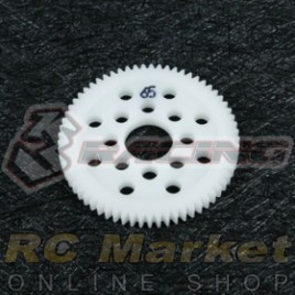 3RACING 3RAC-SG4865 48 Pitch Spur Gear 65T