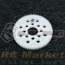 3RACING 3RAC-SG4865 48 Pitch Spur Gear 65T V2