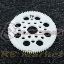 3RACING 3RAC-SG4879 48 Pitch Spur Gear 79T