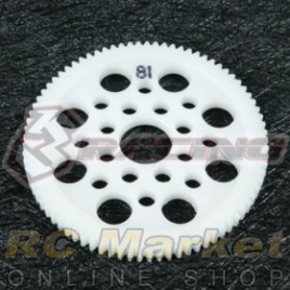 3RACING 3RAC-SG4881 48 Pitch Spur Gear 81T